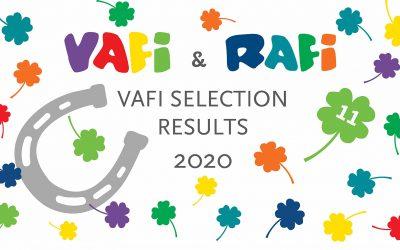Rezultati Selekcijske komisije u VAFI sekciji