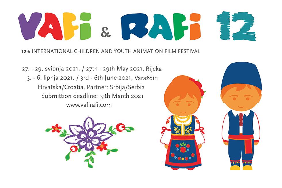 Zadnji dan prijave filmova na 12. VAFI & RAFI festival