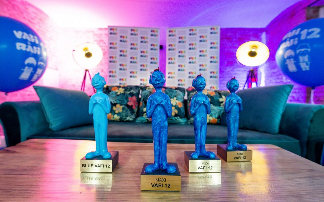 12th VAFI & RAFI – International Children and Youth Animation Film Festival ended with the award ceremony
